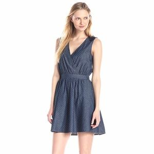 ✨HP✨ [Kensie] Denim Lace Dress *NWOT